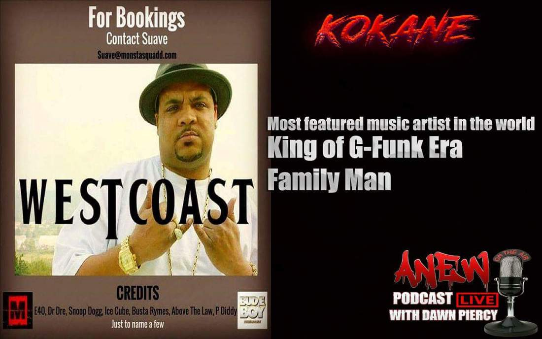 Kokane Bio and Interview