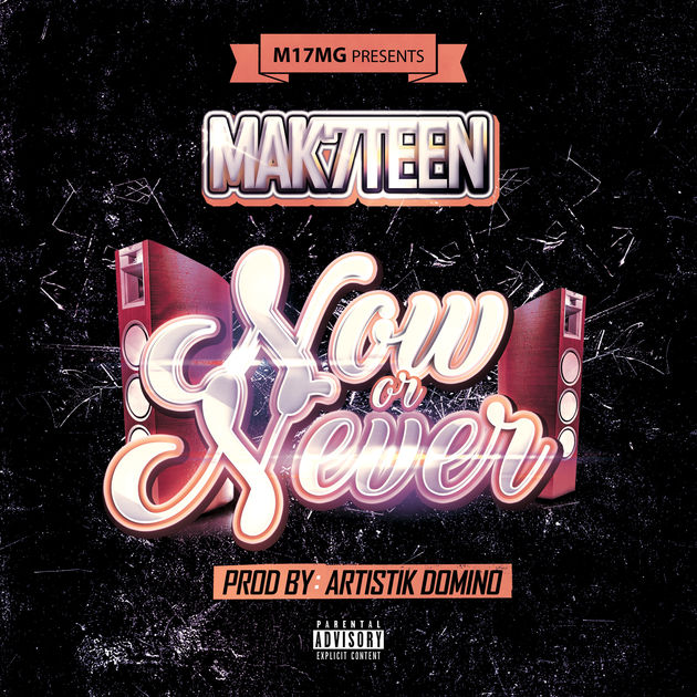 Now Or Never - Single by Mak7teen on Apple Music