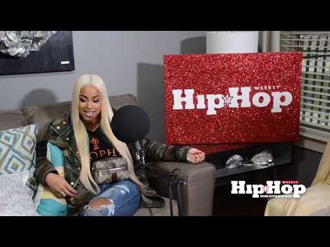 Breaking News! kiyomi Leslie talks Bow Wow Relationship, Growing Up Hip Hop, & More!