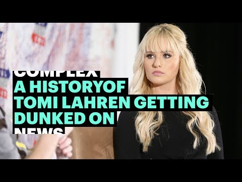 Tomi Lahren vs Hip-Hop: A History of the Fox News Host Getting Dunked On