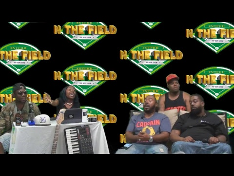 N the field hip hop show s2e18  hosted by krita Cali acclaimed