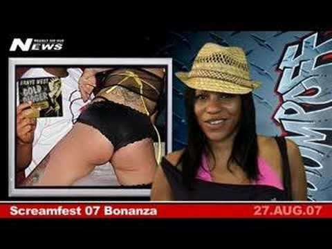 27 August 2007 Hip Hop News Cast
