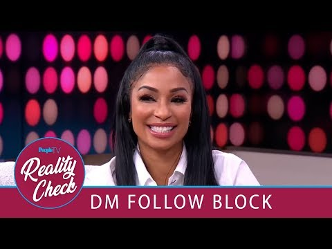 Love & Hip Hop: Atlanta's Karlie Redd Reveals Which Famous Ex She'd Still DM | PeopleTV