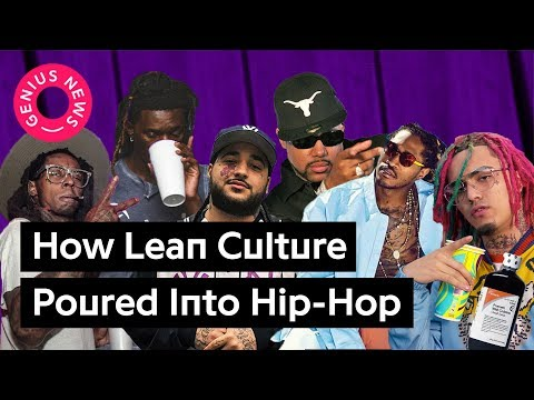 From DJ Screw to Lil Pump: How Lean Became Hip-Hop's Addiction | Genius News