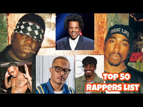 Top 50 Rappers List causing MAJOR BEEF❗️❗️