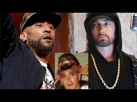Lord Jamar EXPOSES Pics Of Eminem That Could Turn Is Career UPSIDE DOWN? Facts Or Reachin?!