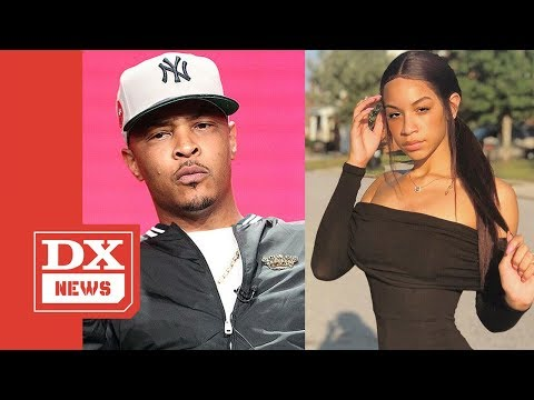 "T.I.'s Gynecologist Visits With His Daughter Deyjah To ""Check Her Hymen"" For Virginity Gets Backlash"