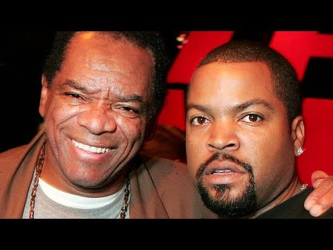 BREAKING: Ice Cube's EMOTIONAL Response To John Witherspoon DEATH!!