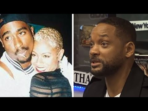 Will Smith Keeps It ALL THE WAY 100 On How He REALLY FELT About Pac & Jada!