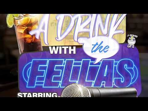 """BREAKING HIP HOP NEWS!!! """"A Drink With the Fellas"""" Season 2 Ep 9"""