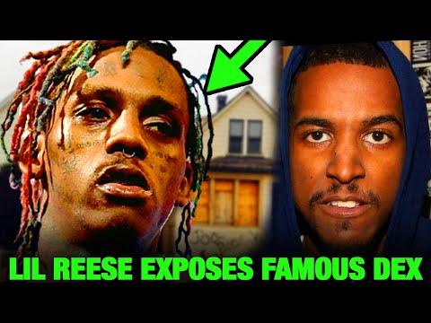 Lil Reese Exposes Famous Dex! *Says He Has Issues NO ONE KNOWS ABOUT*