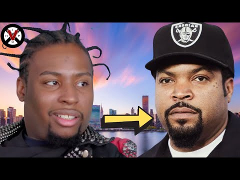 """YDB Keeps It 100 On His Support For Ice Cube! """"We're In The Minority On This One""""!"""