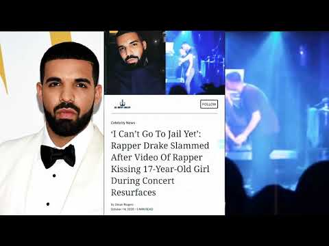 Drake Kisses a 17 year old Christian ✝️ Hip hop News Explained