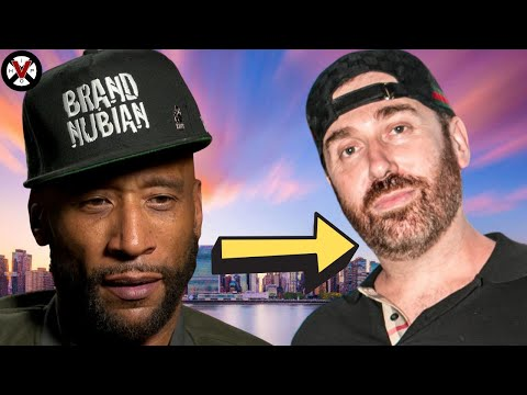 Lord Jamar Tightens His Grip On Vlad Tv! I Called Him A Culture Vulture To His Face!