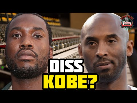 Meek Mill Just Made The Worst Mistake Of His Life Saying This About Kobe Bryant!