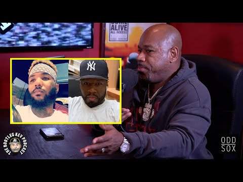 Wack 100 Explains The Game & 50 Cent Beef | The Bootleg Kev Podcast