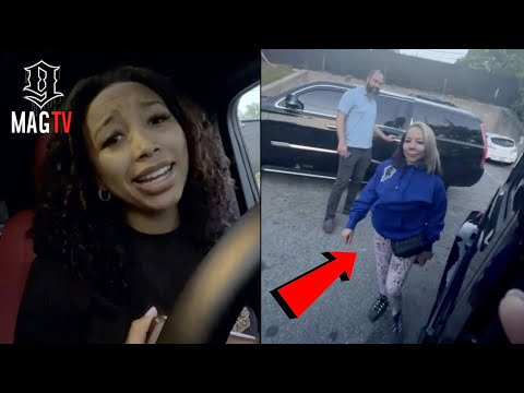Tiny Harris Pulls Up On Zonnique & Things Get Heated! 🤨