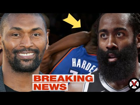 Metta AKA Ron Artest CLEARS The Air On The Night He KO'D James Harden & The AFTERMATH That Followed!