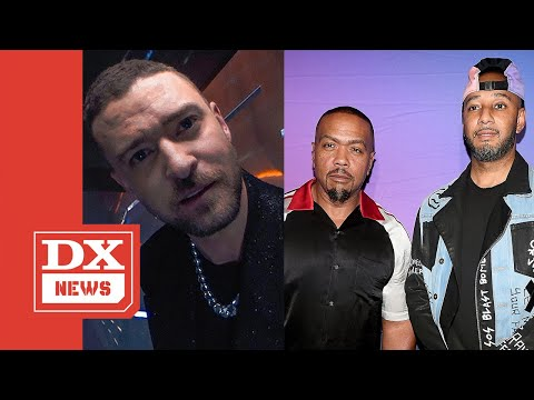 Timbaland Confronts Swizz Beatz Over Justin Timberlake 'Black Culture' Comments