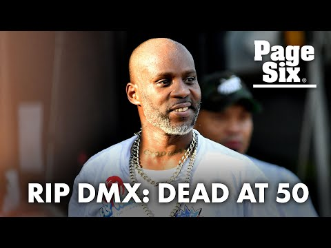 DMX, NY hip-hop icon, dead at 50 | Page Six Celebrity News