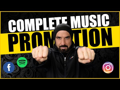 10 Proven Strategies to PROMOTE music – A TO Z
